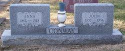 Anna M <i>Dorn</i> Conway
