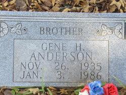 Gene H Anderson