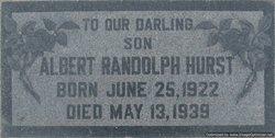 Albert Randolph Hurst