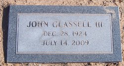 John Glassell, III