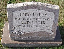Harry L Allen