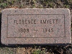 Florence Amyett