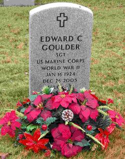 Edward Charles Eddie Goulder