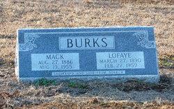 Mack David Burks