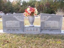 Maybelle <i>Bates</i> Carr