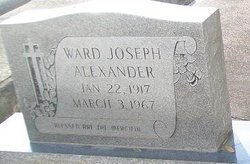 Ward Alexander