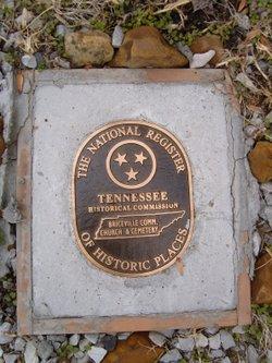 Briceville Methodist Church Cemetery