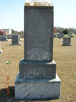 David C. D.C. Burks