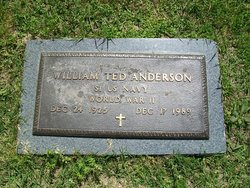 William Ted Anderson, Sr