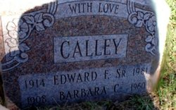 Barbara C <i>Tierney</i> Calley