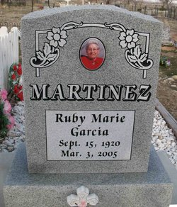 Ruby Maria <i>Garcia</i> Martinez