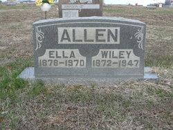 Ella Mae <i>Foutch</i> Allen