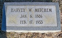 Harvey Will Mitchem
