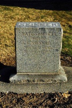 Katherine Kate <i>Summers</i> Skinner