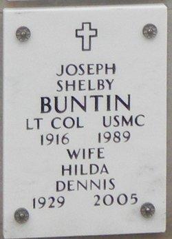 Hilda Dennis Buntin