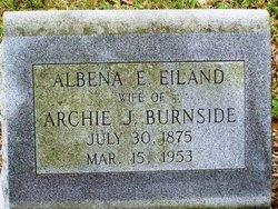 Albena Ella <i>Eiland</i> Burnside