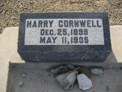 Harry Cornwell