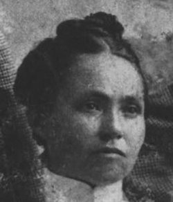 Julia Ann Annie <i>Robbins</i> Gladden