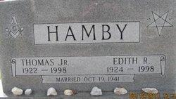 Thomas Hamby, Jr