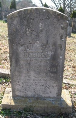 Willie N Barger