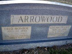 Fred Monroe Arrowood