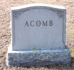 Ada <i>Sharpe</i> Acomb