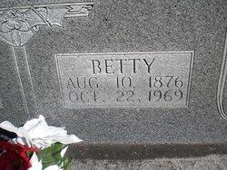 Nettie Elizabeth Betty <i>Ashley</i> Smith