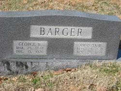 Amanda <i>Roller</i> Barger