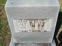 Frank B. Branch