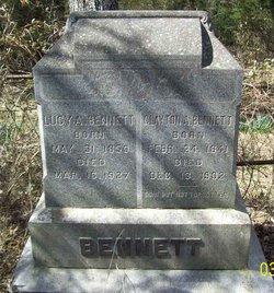 Lucy Amanda <i>Short</i> Bennett
