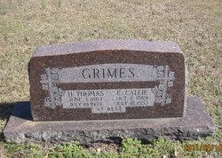 Ellender Caldonia <i>Matthews</i> Grimes