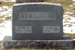 Hulda P <i>McCracken</i> Airgood