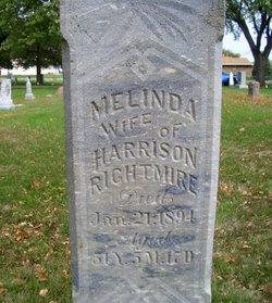 Melinda <i>Wilson</i> Rightmire