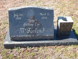 Anthony Lee Tony McFarland