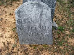 Mary Francis Brock