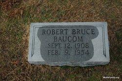 Robert Bruce Baucom, Sr