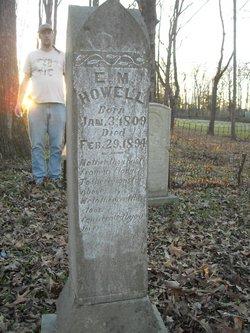 E. M. Howell