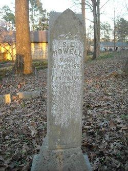 S. E. Howell