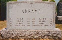 Helen Agnes <i>Schaeffer</i> Abrams