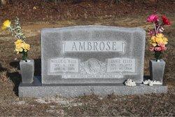 Janie Mae <i>Ellis</i> Ambrose