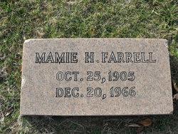 Mamie <i>Hobby</i> Farrell