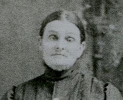 Margret Rebecca <i>Wood</i> Mitchell
