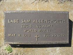Labe Sam Allensworth