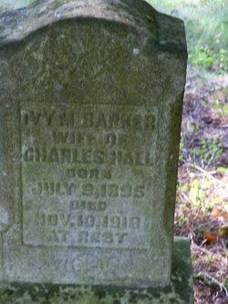 Ivy M. <i>Barker</i> Hall