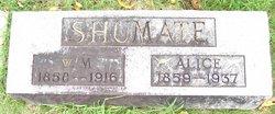 Alice Shumate