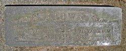 Alexander Monroe Brown, Jr