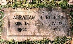 Abraham B. Elliott