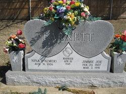 Jimmie Joe Barnett