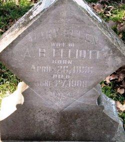 Mary Ellen <i>Wills</i> Elliott