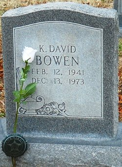 Kenneth David Bowen